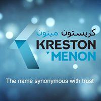 Kreston Menon Logo Launch