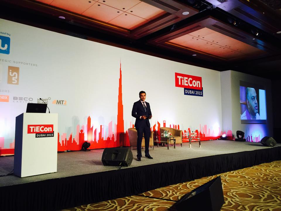 TIECON 2015- with a great line up this year .